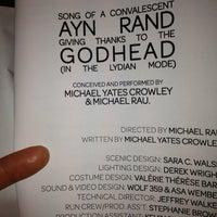 9/22/2012にStacey E.がIRT (Interborough Repertory Theater)で撮った写真