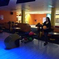 Photo taken at Gondolania Bowling by Phatsy on 11/3/2014