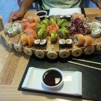 1/4/2013 tarihinde Carolina L.ziyaretçi tarafından Kioto Sushi'de çekilen fotoğraf