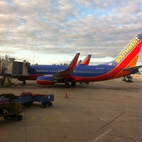 Photo taken at Southwest Airlines by Jason W. on 11/10/2012