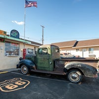 Photo taken at Route 66 Motel by Route 66 Motel on 4/10/2014