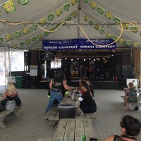 Photo taken at Flora-Bama Lounge, Package, and Oyster Bar by Jay K. on 4/13/2013