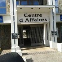 Photo taken at Centre d'Affaires Agora by Kévin B. on 2/20/2013