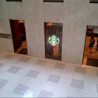 Photo taken at Starbucks by Amanda W. on 9/17/2012