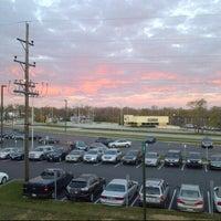 Photo taken at Metra - Calumet by Amanda W. on 11/1/2012