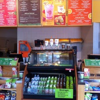 Photo taken at Jamba Juice Las Colinas Village by Morrice on 9/15/2012