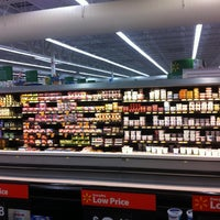 Photo taken at Walmart Supercenter by Morrice on 9/14/2012