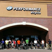 Photo taken at Performance Bicycle by Performance Bicycle on 10/24/2014