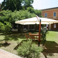 Photo taken at Student's Hostel della Ghiara by Student's Hostel della Ghiara on 12/6/2013