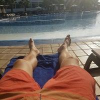 Photo taken at Swimming Pool Palladium by Biondi M. on 9/13/2016