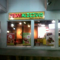 Photo taken at Kebabalicious by Alexander D. on 5/5/2013