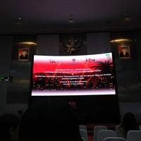 Photo taken at Indonesia Stock Exchange (IDX) by Yusuf S. on 2/13/2018