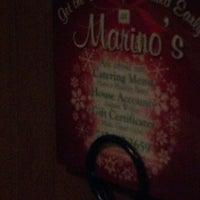 รูปภาพถ่ายที่ Marino's Pizza and Pasta House โดย Jeanne E. เมื่อ 12/1/2012