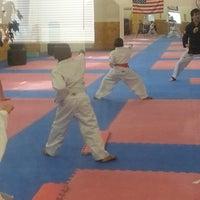 Photo taken at Pak's Karate by Marie M. on 8/6/2013