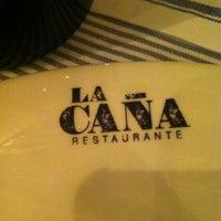 Foto tomada en La Caña por Jacobo G. el 10/19/2012