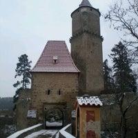 Photo taken at Zvíkov Castle by Mikuláš Z. on 12/22/2012