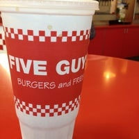 Five Guys Burger Joint In Gresham