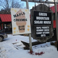 Photo taken at Green Mountain Sugar House by Chelsea B. on 12/23/2012
