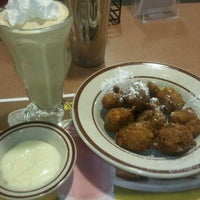 Photo taken at Denny's by Tim L. on 10/14/2012