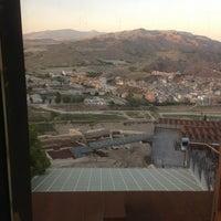 """Photo taken at Parador de Turismo """"Castillo de Lorca"""" by Felix S. on 8/13/2013"""