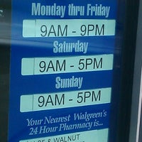Photo taken at Walgreens by Katie B. on 10/10/2012