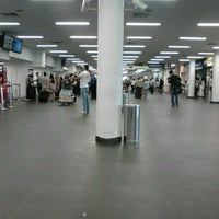 Photo taken at Goiânia Airport (GYN) by Prof A. on 11/4/2012
