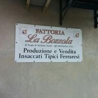 Photo taken at Agriturismo La Bozzola by Simone B. on 6/29/2014