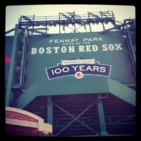 Photo prise au Fenway Park par うた ま. le7/19/2013