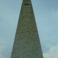 Photo taken at Bennington Monument by Christina F. on 10/8/2012