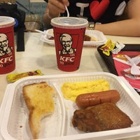 Photo taken at KFC by Amp on 10/19/2015