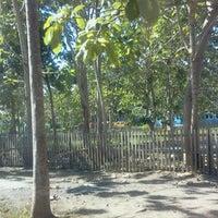 Photo taken at Taman Menara Keagungan Limboto by Enda D. on 10/3/2012