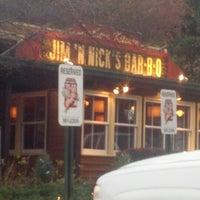 Photo taken at Jim 'N Nick's Bar-B-Q by Curry C. on 12/15/2012