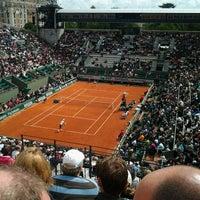 Photo prise au Stade Roland Garros par Martin G. le5/30/2013