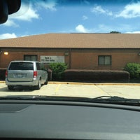 Photo taken at Fortson Post Office by Veronica N. on 5/31/2013