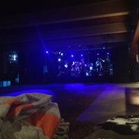 Photo taken at The Uni Bar by Tara on 10/13/2012