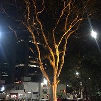 Das Foto wurde bei Praça Coração de Maria von Mateus S. am 8/31/2018 aufgenommen