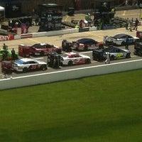 Photo taken at Michigan International Speedway by Steve M. on 6/16/2013