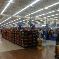 Photo taken at Walmart Supercenter by Allen Lee J. on 10/5/2012