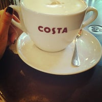 Photo taken at Costa Coffee by Анастасия . on 7/26/2014