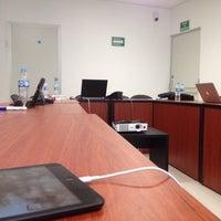 Photo taken at Edificio Administrativo y Financiero by aToMiiCo R. on 11/12/2013