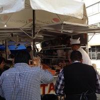 Photo taken at Taqueria Los Cuñados by aToMiiCo R. on 10/3/2012