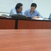 Photo taken at Edificio Administrativo y Financiero by aToMiiCo R. on 2/13/2014