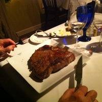 Photo taken at Killen's Steakhouse by Dustin K. on 12/31/2012
