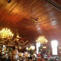 Photo taken at The Gift Horse Restaurant by Richard B. on 9/27/2012