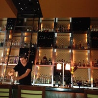 Photo taken at Bistango Martini Lounge by heidi on 9/21/2013