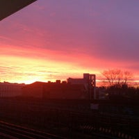 Photo taken at Kilburn London Underground Station by Tiago M. on 1/2/2013