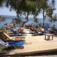 Photo taken at Rivera Beach Bar by Pinitrius P. on 6/9/2013