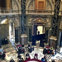 Photo taken at Kunsthistorisches Museum Wien by Varvara B. on 2/10/2013