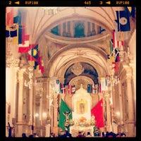 Foto tomada en Templo de la Congregación por Angélica V. el 10/30/2012