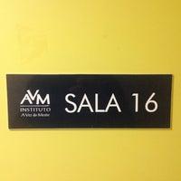 11/28/2012에 Luis R.님이 AVM - Universidade Cândido Mendes에서 찍은 사진